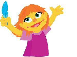 Image courtesy of MaryBeth Nelson/Sesame Street Workshop