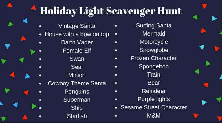 Holiday Light Scavenger Hunt (1)